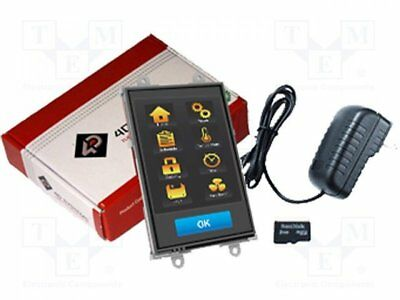 1 pcs Dev.kit: with display; Features: resistive touch panel, smart