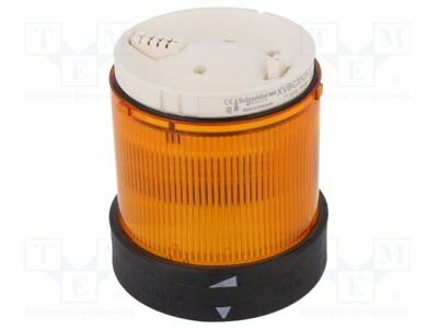 1 pcs Signaller: lighting; continuous light; Colour: orange; bulb BA15D