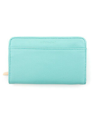 Ladies Diabetic Clutch Purse Mint - carry your meter and peripherals with style
