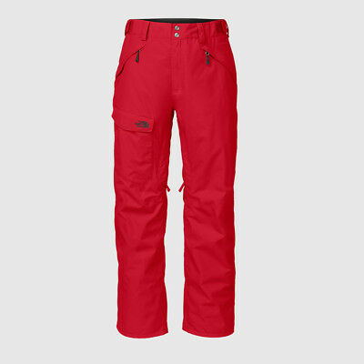 The North Face Freedom Insulated Snowboard/Ski Pants - Red - Men's Size XXL