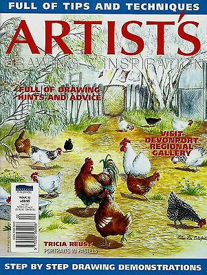 Artist's Drawing & Inspiration  Magazine Issue 22   2016