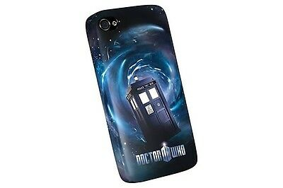 Doctor Who Tardis  I-Phone 4 4S Snap Case Brand New Great Gift