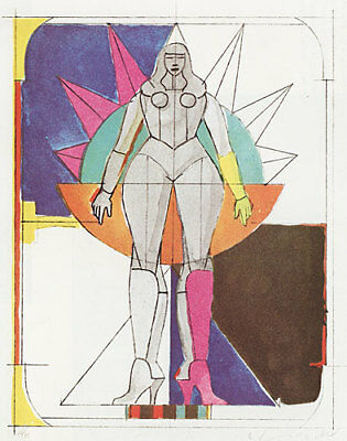 Richard Lindner, Untitled I