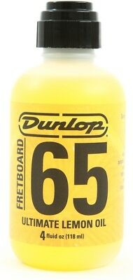 Dunlop 6554 Lemon Oil (Lemon Oil - 4oz)