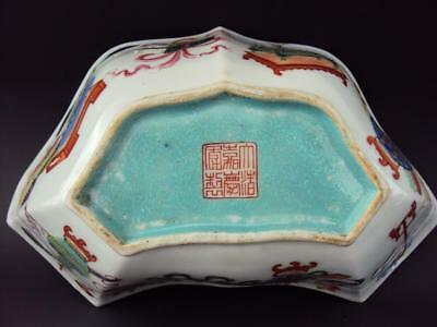 Beautiful Chinese JiaQing1796-1820 Porcelain Famille Rose Bowl Oriental Antiques