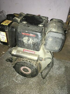 Diesel Yanmar Engine L100 Air Cooled For Pressure Washer Dumper Electric Start