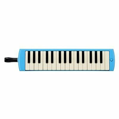 YAMAHA Melodicas Pianica 32 Keys Blue Kids Children Instruments P-32E from Japan