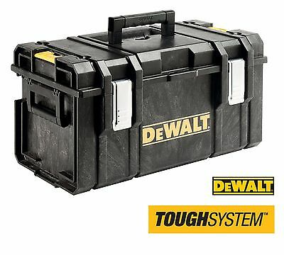 DeWalt 1-70-322 170322 DS300 Tough System Tool Storage Box & NO Tote Tray