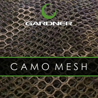 Gardner Tackle Camo Pattern Meshes for Landing Nets - Carp Pike Coarse Fishing