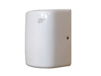 HYCO ARCW Arc 1.25 kW Automatic Energy Efficient Hand Dryer in White