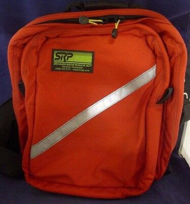 Boundtree Medical 680020 Airway Management Trauma Bag Red NEW