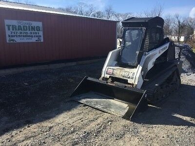 2008 Terex PT100 Tracked Skid Steer Loader w/Cab! Coming In Soon!!