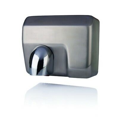 HYCO TOR25BSS Tornado 2.5 kW Automatic Traditional Hand Dryer in Stainless Steel