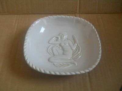 Beautiful ceramic bowl Michael Andersen & son Bornholm Denmark