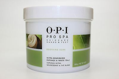 ASA03 - OPI Pro SPA Soothing Soak 669g / 23 Oz. - NEW