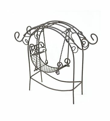 Touch of Nature Garden Arch with Swing Mini Rustic