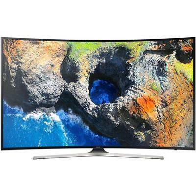 "Egp213833 Samsung Ue55Mu6220 55"" Led Ultra Hd 4K Smart Curvo Tv Wi-Fi Colore Ner"