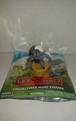 The Lion Guard Disney Junior Collectible Mini Figure Series 1 Bunga!!