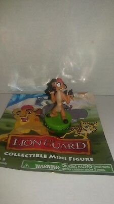 THE LION GUARD ~ TIMON ~ Mini Blind Bag Figure Series 3 Disney Junior