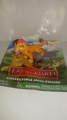 THE LION GUARD ~ Roaring Kion ~ Mini Blind Bag Figure Series 3 Disney Junior