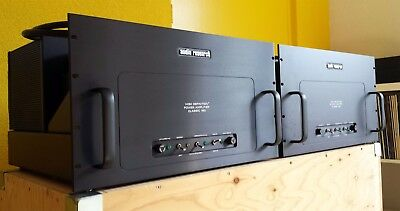 Audio Research Classic 150 amplifiers