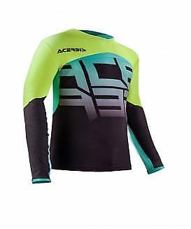 Camiseta acerbis mx junior omega Talla XL niño