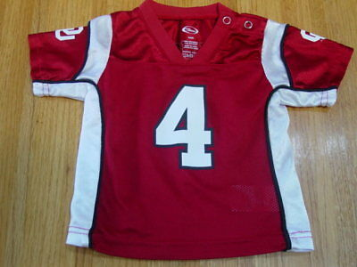 Oklahoma Sooners  Ou Infant Football Jersey   Size 6/9 Months