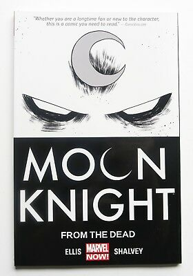 Moon Knight From The Dead Vol. 1 NEW Marvel Now Graphic Novel Comic Book