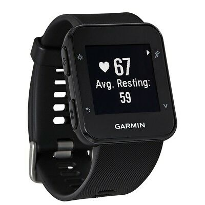 Garmin Forerunner 35 Black | 010-01689-00 | AUTHORIZED GARMIN DEALER