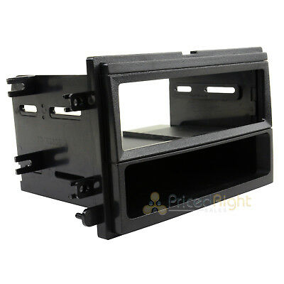 Single Din Dash Kit for Aftermarket Radio Stereo Installation Trim Ford Lincoln