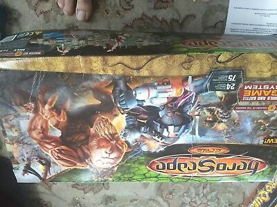 Heroscape Master set 2 Swarm of the Marro. Opened and never used.