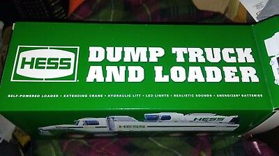 2017 Hess Truck! Brand New In Box! Collectors Edition!