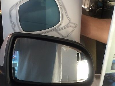 Anti-Glare Rearview Mirror Film Car Kit w/ 3pcs, Reduces High Beam Glare