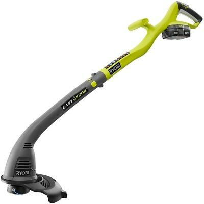 Ryobi 18v Cordless Electric String Trimmer Weed Lawn Edger Grass Cutter