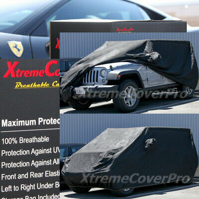 2000 2001 Mercedes S350 S430 S500 S600 Breathable Car Cover w//MirrorPocket