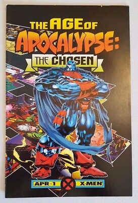 Age of Apocalypse: The Chosen #1 1995 Marvel Comics VF