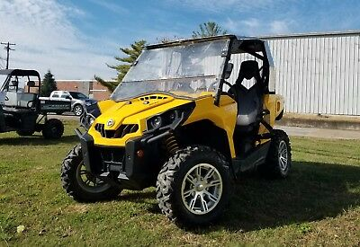 2013 CanAm Commander 800 UTV Sport Utility Vehicle 4x4 ie- 1000 polaris rzr