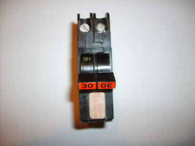 Federal Pacific Electric FPE 2 Pole 30 Amp Circuit Breaker Stab-Lok Type NC