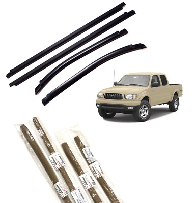 TOYOTA TACOMA ACCESS Cab Driver Side Front Door Weatherstrip