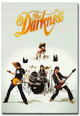 "The Darkness Band Fridge Toolbox  Magnet Size 2.5"" x 3.5"""