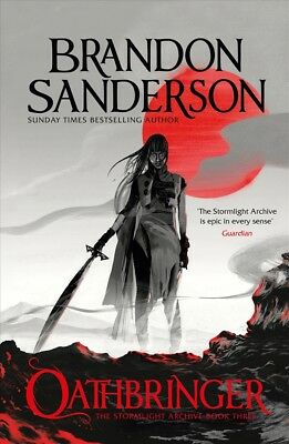 New Oathbringer (The Stormlight Archive Book Three) By Brandon Sanderson