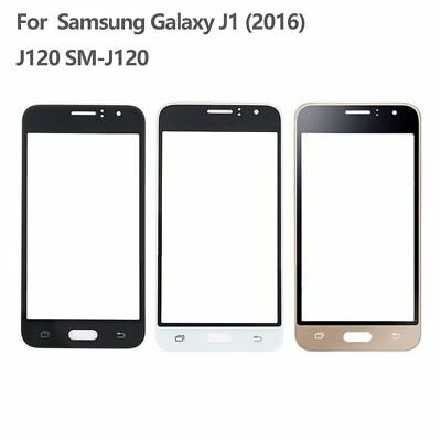 For Samsung Galaxy J1 (2016) J120 SM-J120 Front Outer Lens Glass Touch Screen