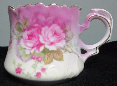 """Vintage Early 1950'S LEFTON China Hand Painted """"HEAVENLY ROSE"""" TEA CUP"""