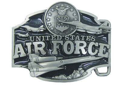 United States Air Force US Airforce Belt Buckle USA SHIPPER!