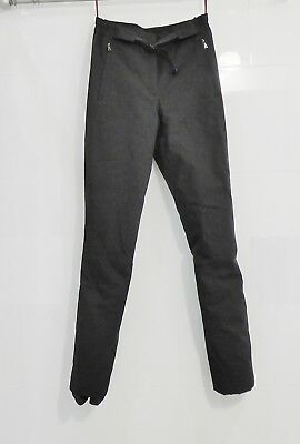 Prada Black Ski and Snowboard Pants Women's Size 40 - Gore-Tex