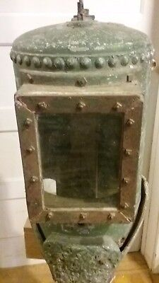 Original Antique shallow water diving helmet with pump