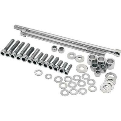 GARDNER P-10-14-08 Primary and Derby Covers Chrome Steel Socket-Head Bolt Kit