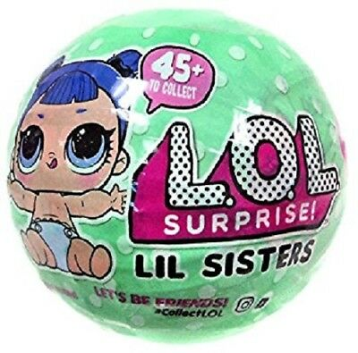 New Lol Surprise Doll Lil Sisters: Purple S2- Mystery Pack 548461