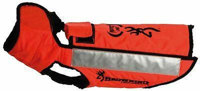 GILET DE PROTECTION POUR CHIEN PROTECT HUNTER BROWNING  TAILLE 60cm  - 101173