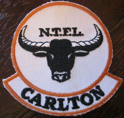 NT Northern Territory Football League Sew On Patch Badge Guernsey Jumper